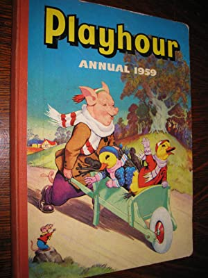 Playhour Annual 1959