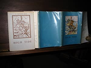 High Tide. A Story in Verse for Children with Illustrations in Colour.