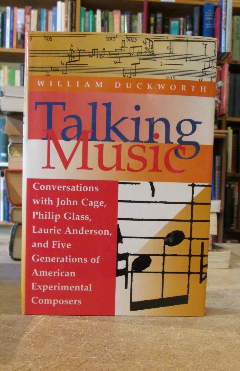 Talking Music: Conversations with John Cage,