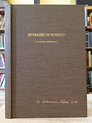 In Praise of Scribes