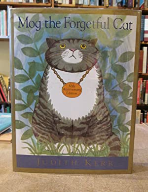 Mog the Forgetful Cat: Kerr, Judith