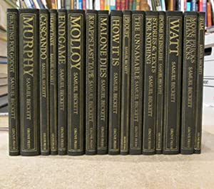 The Collected Works of Samuel Beckett