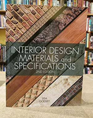 9781609012298 Interior Design Materials and Specifications 2nd