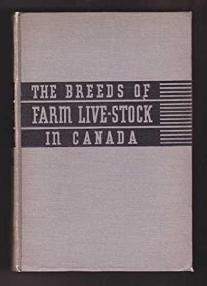 The Breeds of Farm Live-Stock in Canada: MacEwan, Grant
