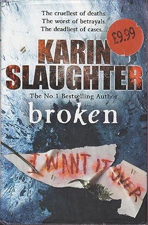 Broken: Slaughter, Karin