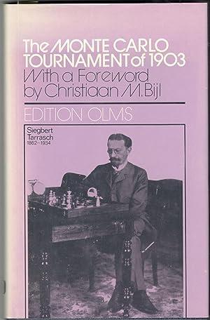 Monte Carlo Tournament of 1903: Tarrasch, Siegbert; Bijl,