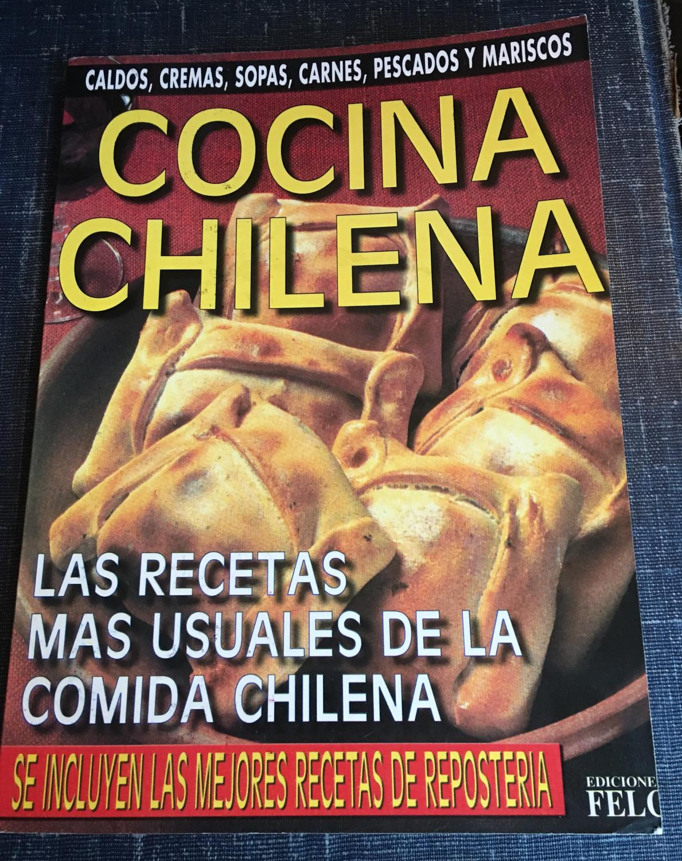 Cocina Chilena - AbeBooks