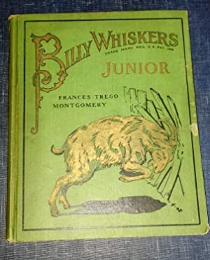 Billy Whiskers Junior: Frances Trego Montmomery