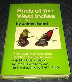 Birds of the West Indies: Bond, James
