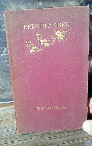 Bees in Amber: John Oxenham
