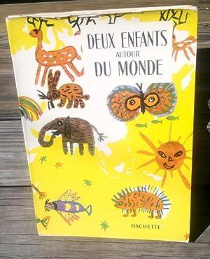 Deux Enfants Autour Du Monde: Jean Daleveze
