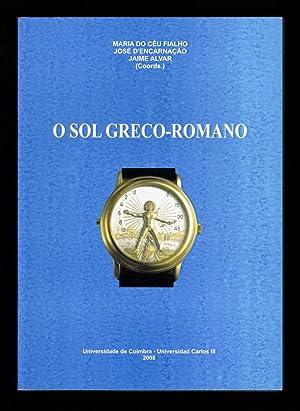 O sol greco-romano: Gravura: José Augusto Martins