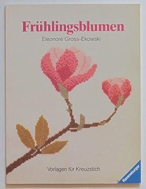 Frühlingsblumen - Vorlagen für Kreuzstich: Gross-Ekowski, Eleonore