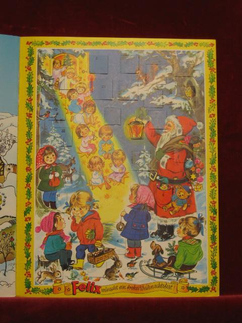 Comic Bilder Weihnachten.Adventskalender Im Comic Felix Weihnachten