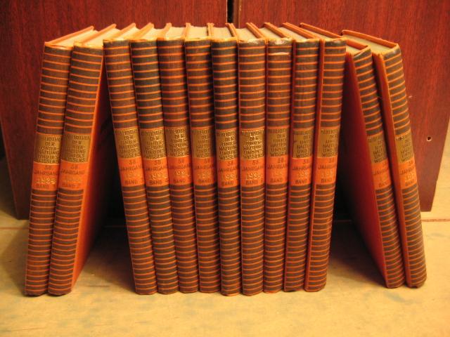 bibliothek der unterhaltung und des wissens jahrgang 1934. Black Bedroom Furniture Sets. Home Design Ideas