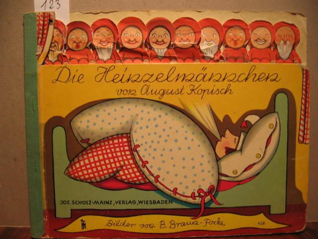 Die Heinzelmännchen. Von August Kopisch.: Braun - Fock,