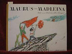 Maurus und Madleina. Über den Berg in: Cargiet, Alois: