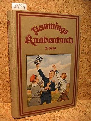 Flemmings Knabenbuch. 2. Band.: Gellert, Georg (Herg.):