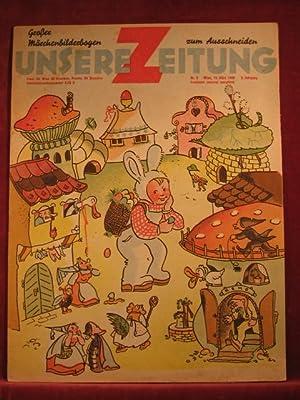 Unsere Zeitung. 2. Jahrgang. Heft 6, März 1948.
