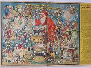HÖR ZU! Weihnachten 1956: Wir würfeln uns durchs Märchenland. Hans im Glück ...