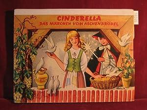 Cinderella. Das Märchen vom Aschenbrödel.: Kubasta, Vojtech: