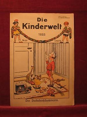 Die Kinderwelt. Jahrgang 1928, Heft Nr. 20.