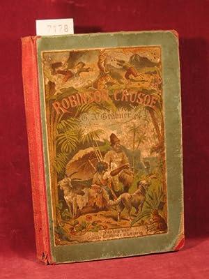 Robinson Crusoe.: Gräbner, G.A.: