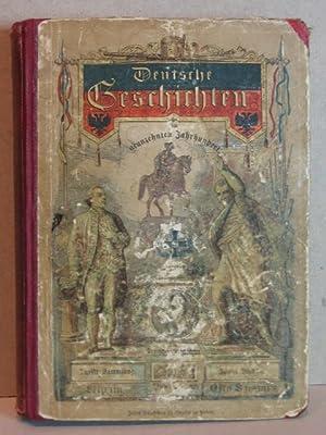 Neueste Deutsche Geschichten aus dem Neunzehnten Jahrhundert bis zur Gegenwart. Herausgegeben von ...