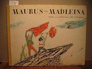 Maurus und Madleina. Über den Berg in: Carigiet, Alois: