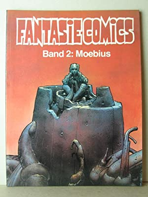 Fantasie - Comics, Band 2: Moebius.