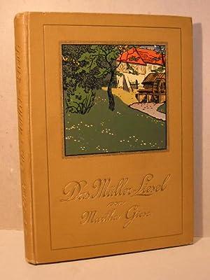 Das Müller - Liesel. Eine Erzählung für Mädchen.: Giese, Martha:
