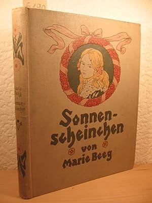 Sonnenscheinchen. Ein Buch für liebe, kleine Kinder.: Beeg, Marie: