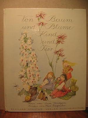 Von Baum und Blume Kind und Tier.: Wintgen, Suse: