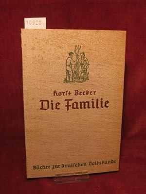 Die Familie.: Becker, Horst: