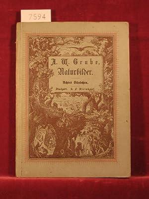 Naturbilder. Achtes Bändchen.: Grube, A. W. (August Wilhelm):