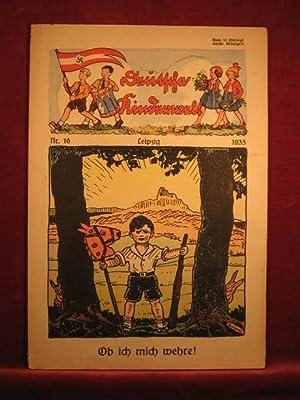 Deutsche Kinderwelt. Jahrgang 1935, Heft Nr. 16.