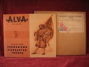 ALVA Bilder: Sammlung Fahnen- und Standarten- Träger. (Band 1).: Brinkmann, Martin: