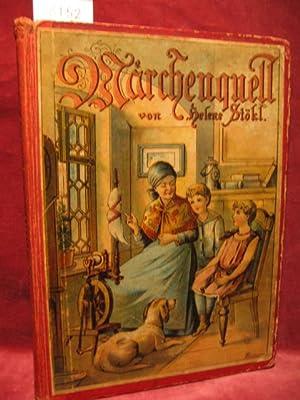 Märchenquell. 21 kleine Erzählungen für Kinder von 8 bis 12 Jahren.: Stökl, Helene: