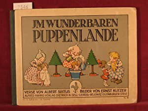 Im wunderbaren Puppenlande.: Sixtus, Albert / Kutzer, Ernst: