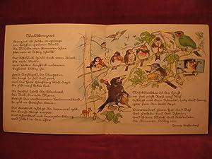 Husch husch durch Wald und Busch. Kindliche Gedichte von Robert Reinick, F. Güll u.a.: ...