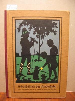 Schatzkästlein der Kinderstube. Fabeln von Wilhelm Hey.: Hey, Wilhelm: