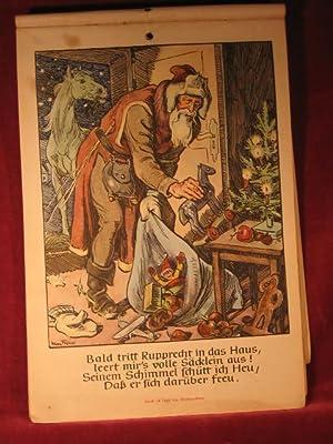 Adventskalender: Vorweihnachten.: Haupt, Thea: