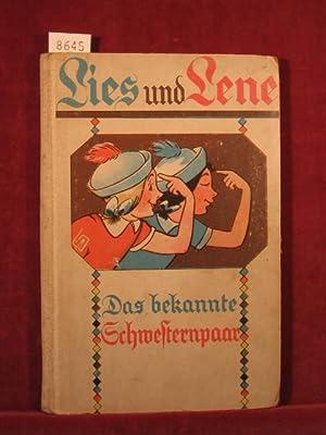 Lies und Lene. Das bekannnte Schwesternpaar. Eine: Levetzow, Hulda von: