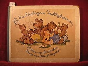 Ei, die lustigen Teddybären.: Bär, Rudi / Sixtus, Albert: