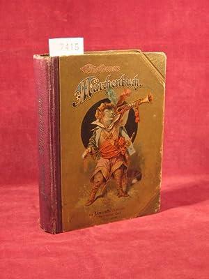 Goldenes Märchenbuch. Eine Auswahl von 24 der schönsten Märchen für die Jugend.