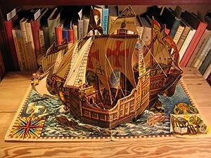 Panorama - Christoph Columbus.: Kubasta, Vojtech: