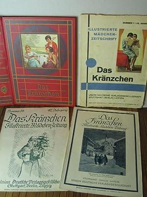 Das Kränzchen. Illustrierte Mädchenzeitschrift. 42. Jahrgang.