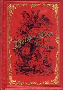 Doris und Dora. Eine Erzählung für junge Mädchen.: Helm, Clementine: