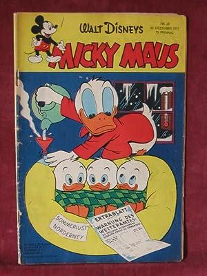Micky Maus. Jahrgang 1957, Heft Nr. 28.: Disney, Walt: