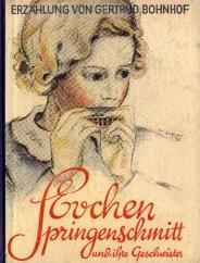 Evchen Springenschmitt und ihre Geschwister.: Bohnhof, Gertrud: